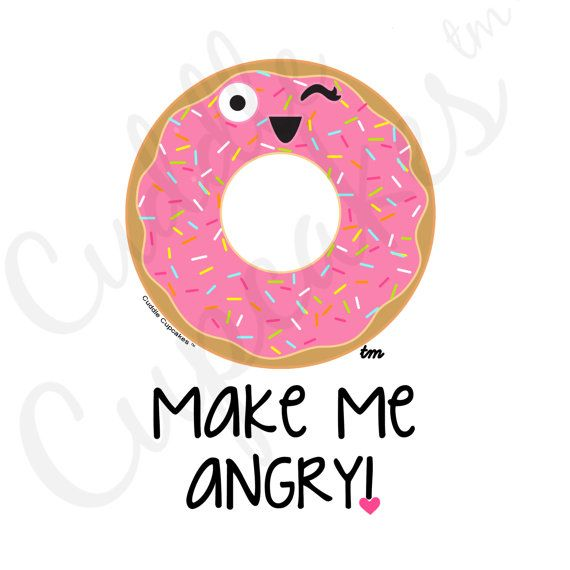 Donut Make Me Angry Donut Baby One Piece Baby Shower Infant Onesie Donut Baby Clothes Pink Doughnut Sprinkl Baby One Piece How To Make Pink Doughnuts