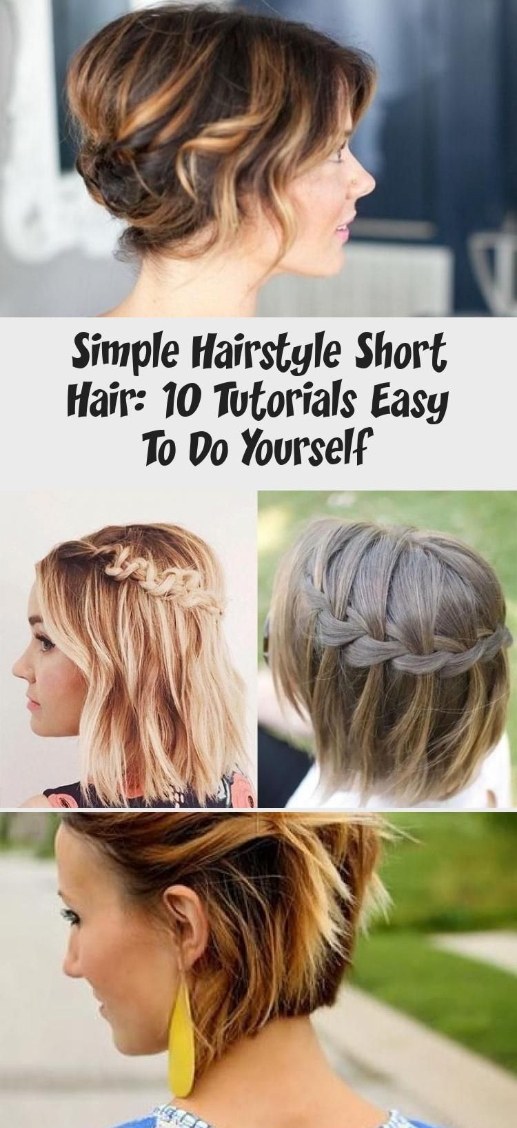 hairstyles yourself simple tutorials hairstyle bob wavy different pinokyo infostadt funky