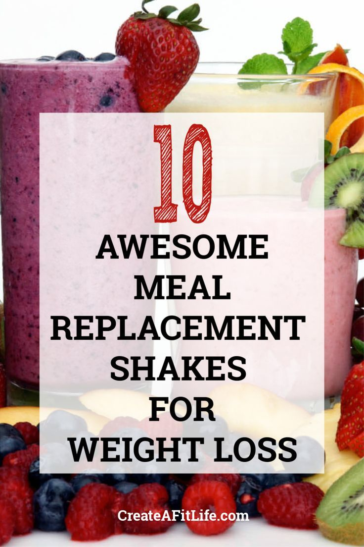 Meal Replacement Shakes #proteinshakes