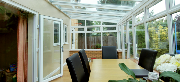 Upvc lean to conservatories interior google search for Conservatory interior designs