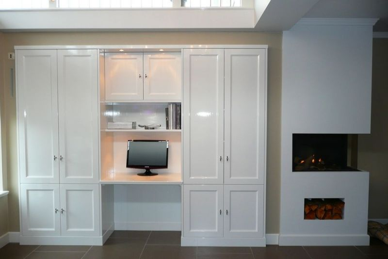kastenwand woonkamer - Google zoeken | interieur | Pinterest