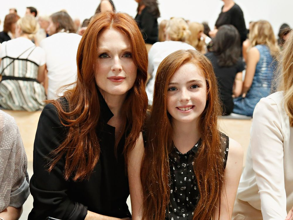 Redhead mother se