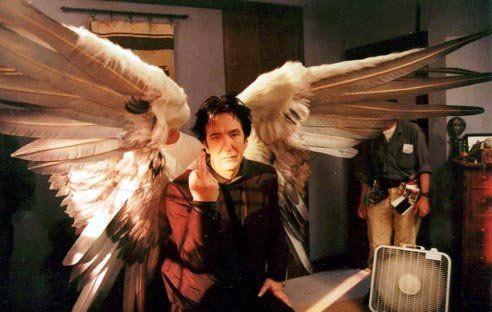 Alan Rickman as the Metatron