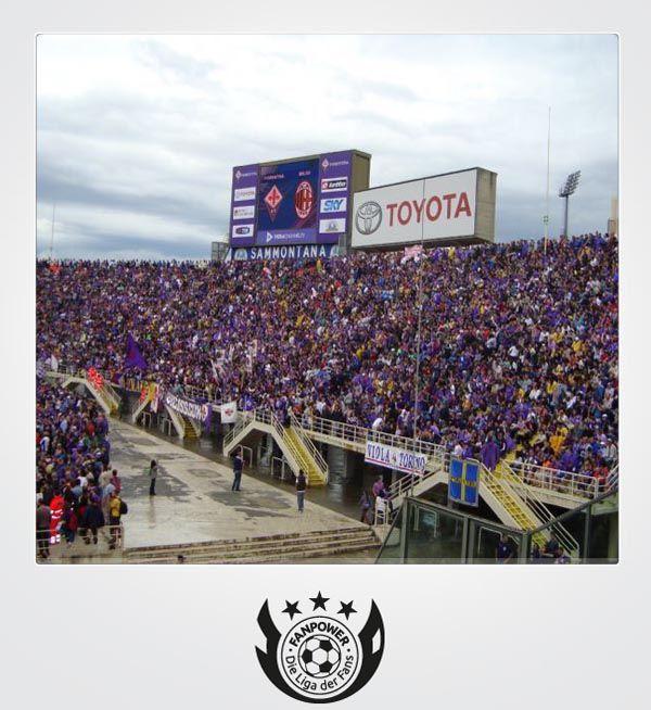 Stadio Artemio Franchi | Florenz | Club: AC Florenz | Zuschauer: 47.290