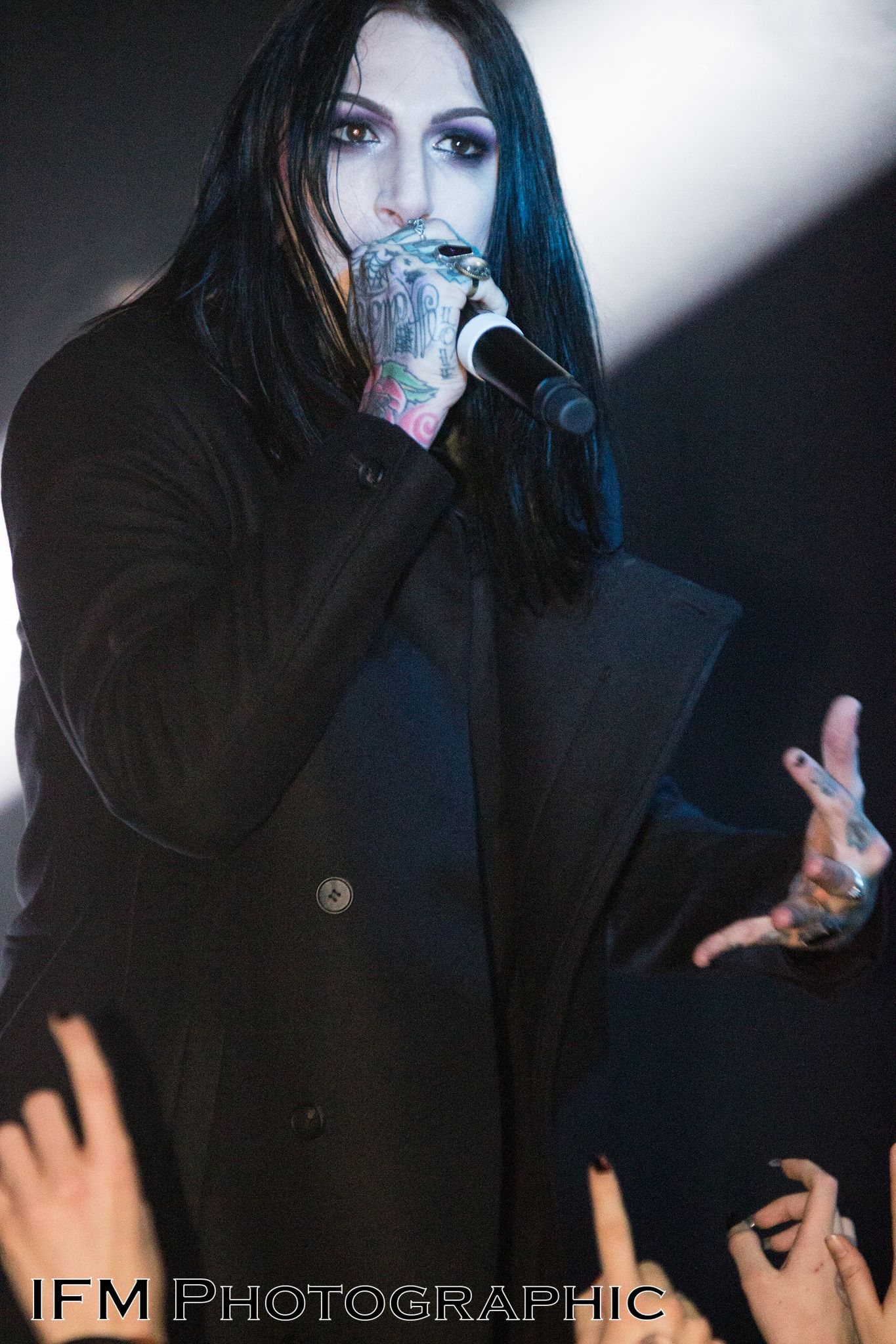 Motionless In White, Camden Underworld, London | Parents