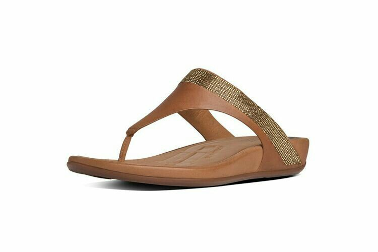 1f3ea400ed134b Pin by Alice Kok on Fitflop Banda Micro-Crystal Toe-Post Sandals ...