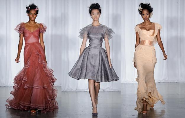 New York Fashion Week SS14, Zac Posen