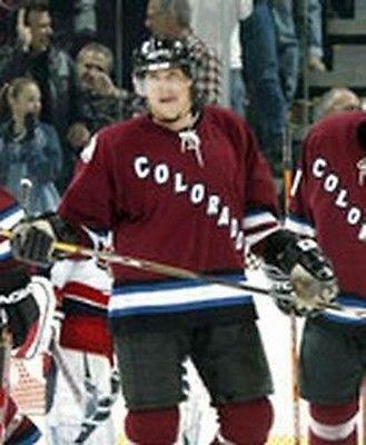 04dcbe587 TEEMU-SELANNE-Colorado-Avalanche -2003-CCM-Throwback-Alternate-NHL-Hockey-Jersey