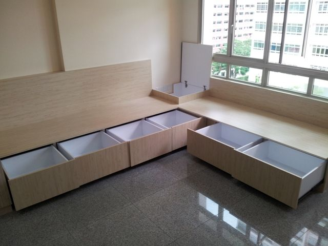 Customized Sofa With Storage Add Your Own Cushions Convert To