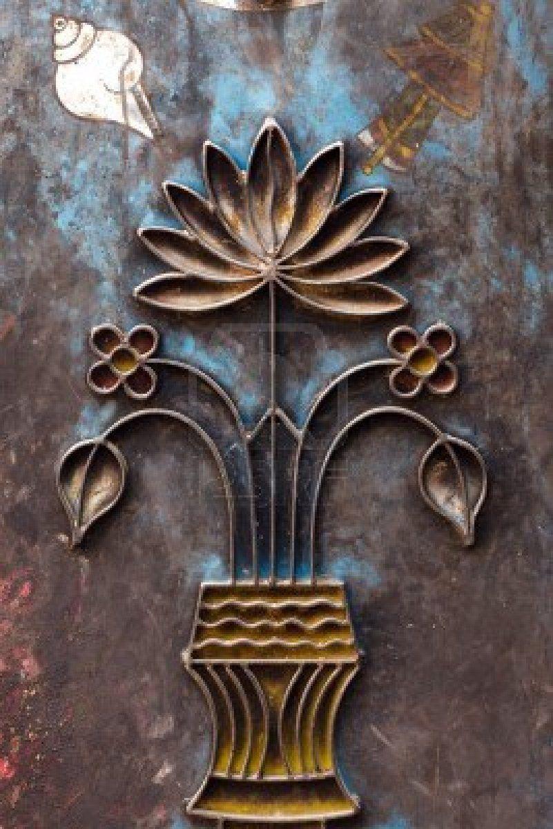 Lotus design. Flower wall art, Lotus flower bomb, Lotus