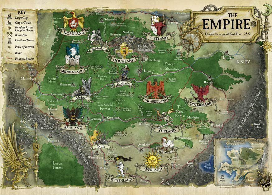 Empire warhammer Recherche Google Aventures audio