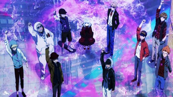 K Return of Kings Episode 1 | K: Return of Kings | K project