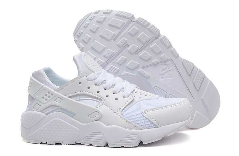 nike air huarache wit dames
