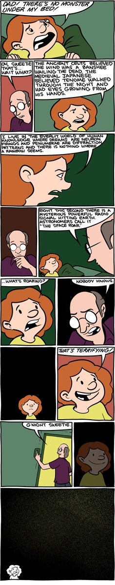 Saturday Morning Breakfast Cereal by Zach Weinersmith Sunday, October 12, 2014