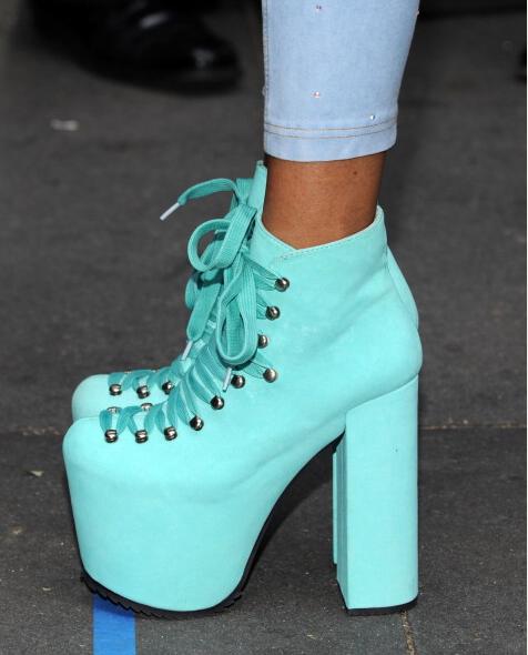 6baf714b254 UNIF Hellbound Platform Shoes