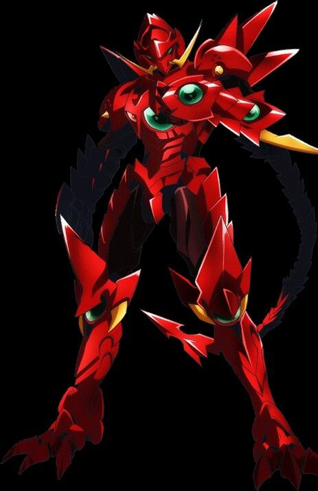 Issi Hyoudou Red Dragon Emperor Boosted Gear | Red Dragon