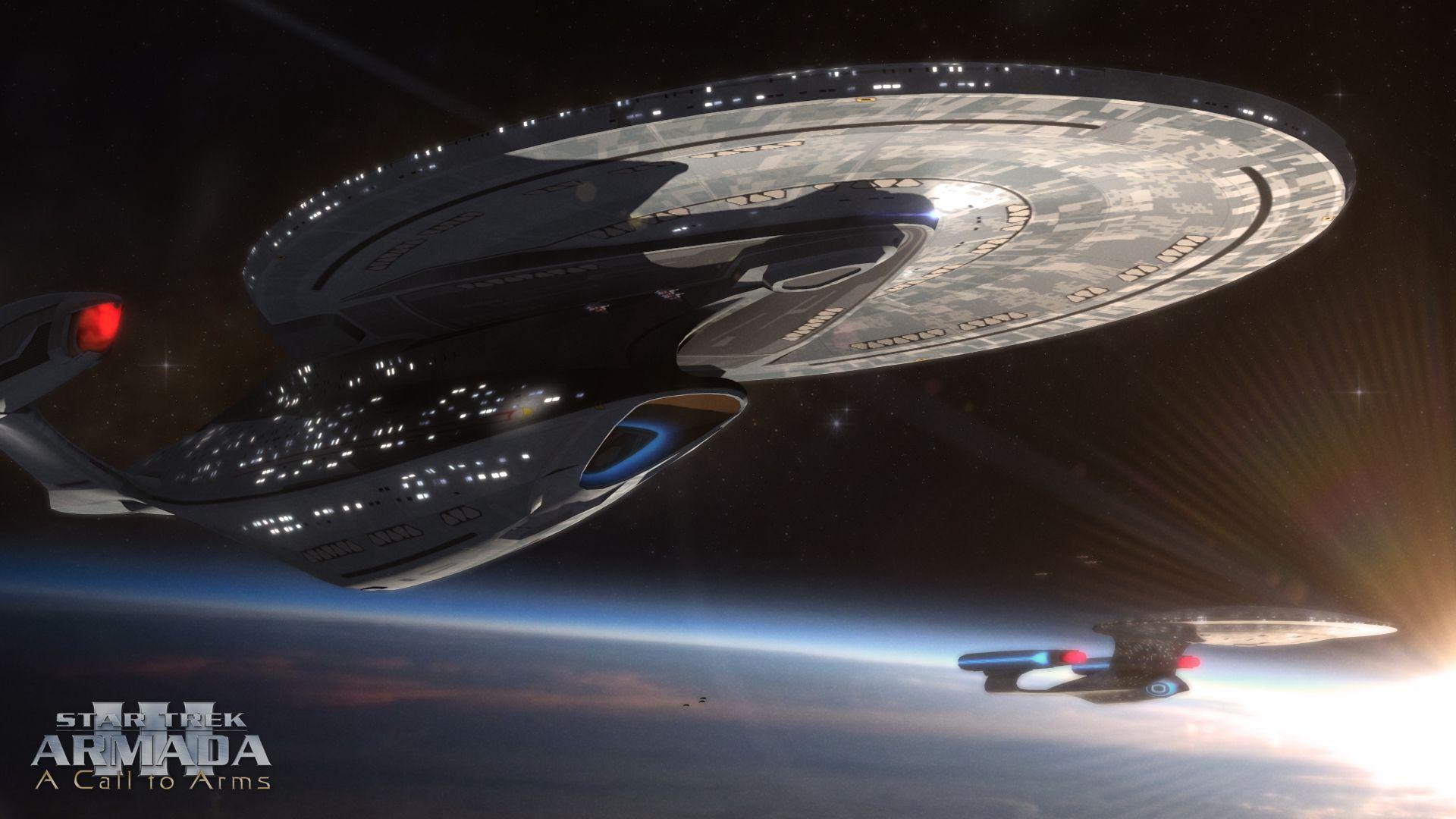 Sins Of A Solar Empire Star Trek Armada 3 Mod