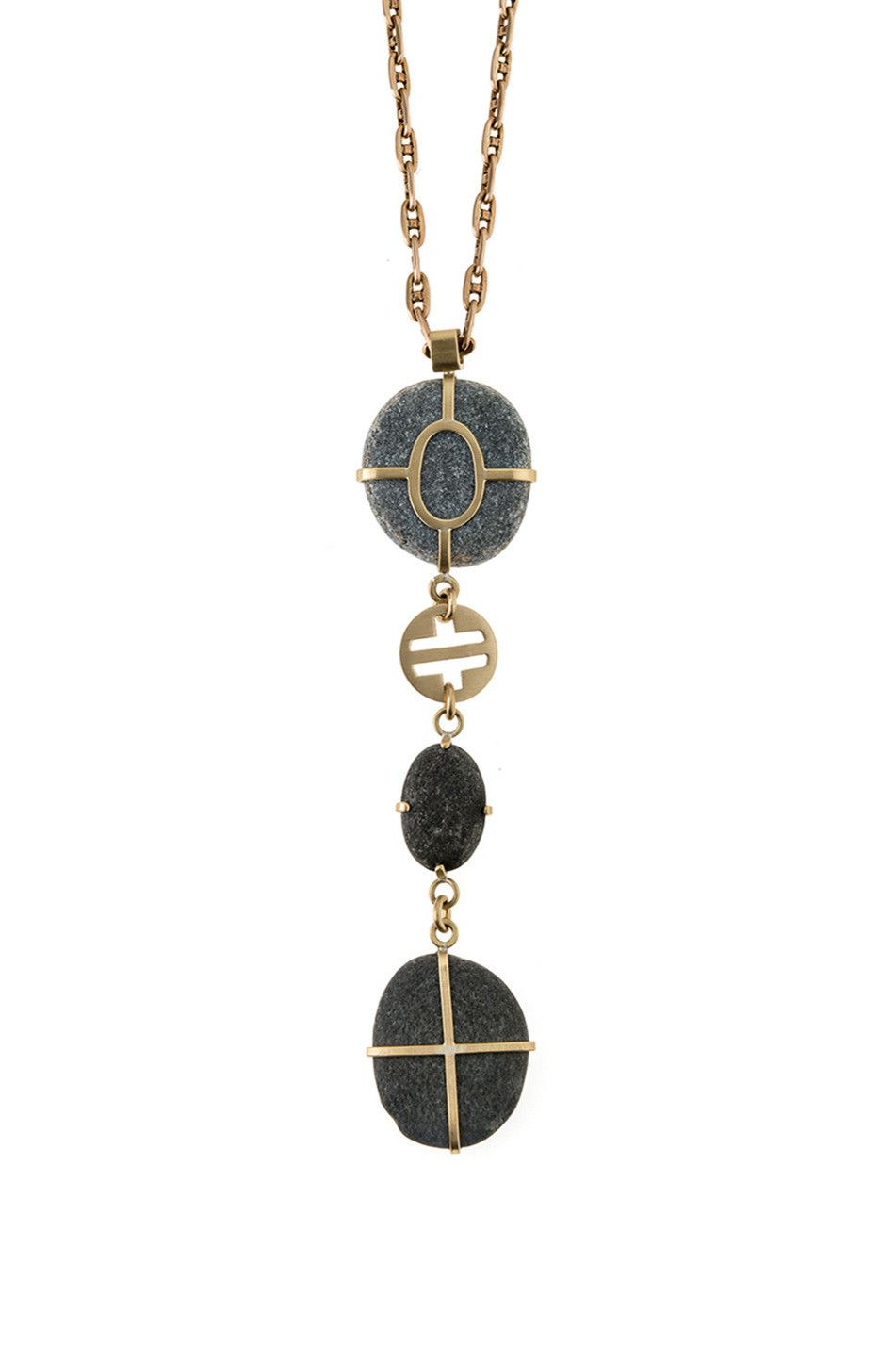JEWELLERY - Necklaces Orska x1441L