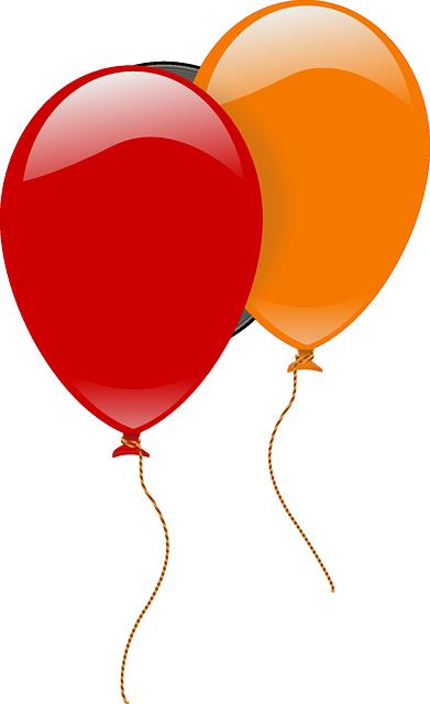 Kostenloses Bild Auf Pixabay Luftballons Feier Rot Orange In 2020 Luftballons Luftballons Bilder Kostenlose Bilder