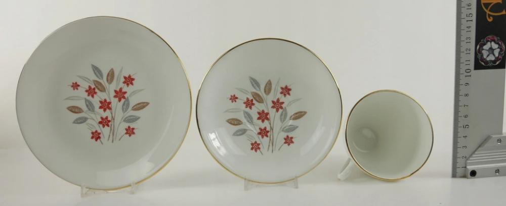 Pchli Targ Filizanka Trio Windsor China 9553117047 Oficjalne Archiwum Allegro Decorative Plates Home Decor China