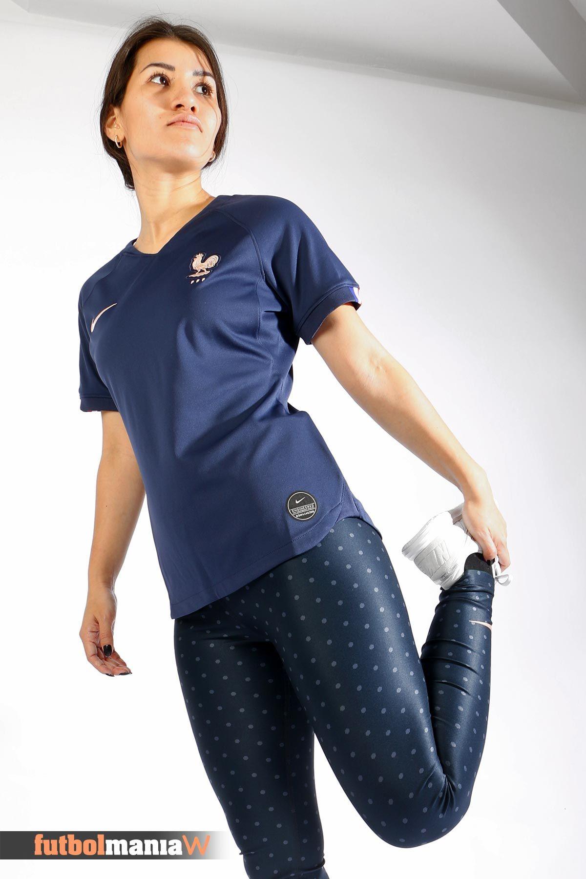Alas suelo flor  Camiseta Nike 1a Francia Stadium mujer 2019   Mundial femenino, Mundial  femenil, Futbol femenino