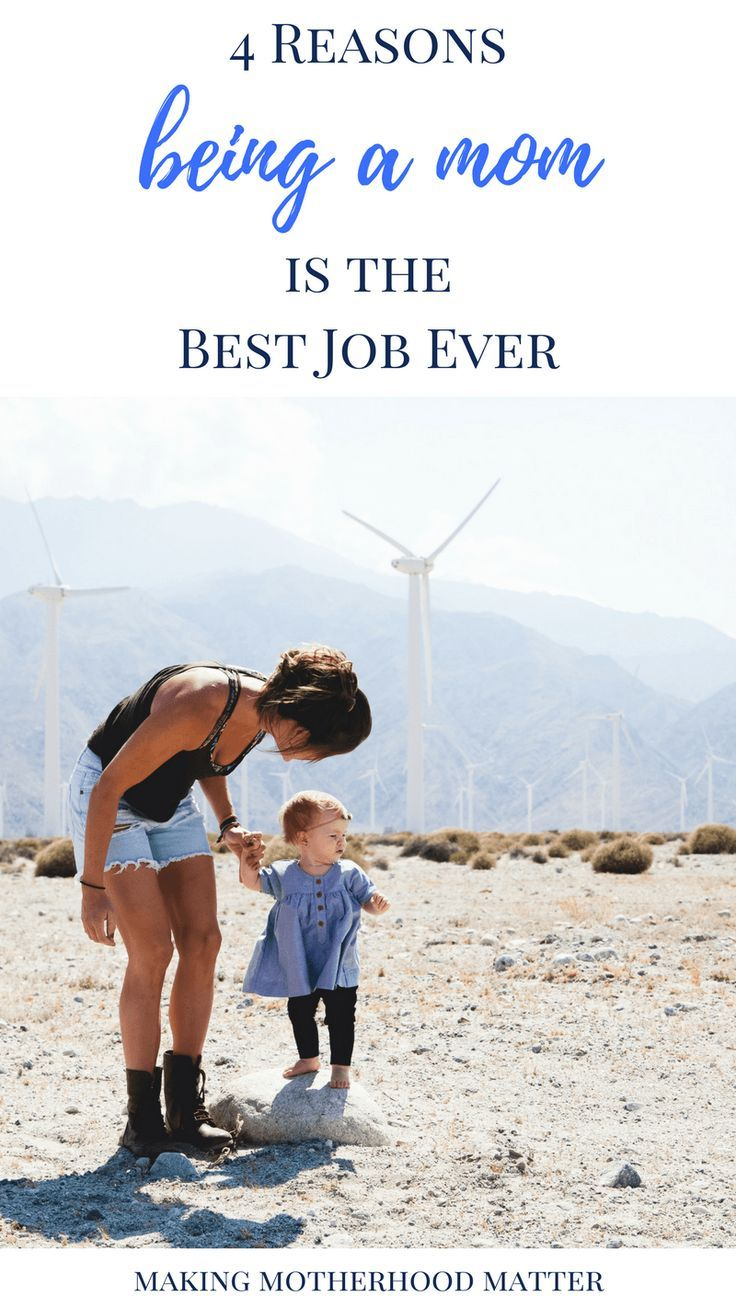 Download 4 Reasons Being a Mom is the Best Job Ever   Baby massage ...