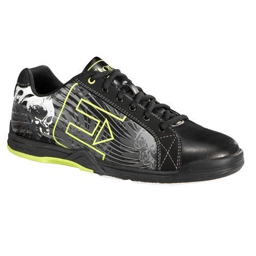 45fb79d62cf7 Etonic Mens Speed Skull Glow Bowling Shoes on Sale