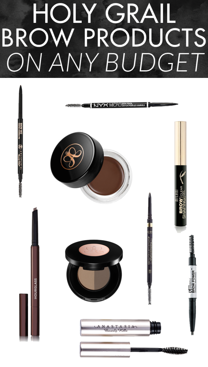 ec92f349679 Holy Grail Eyebrow Products on Any Budget - amazing drugstore and high end  picks!
