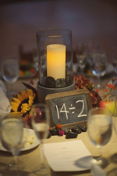 Table Names Numbers Going To The Chapel And Were Gonna Get