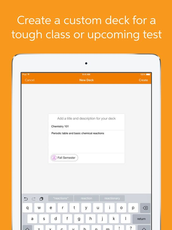 An app for studying with electronic flashcards studying tips an app for studying with electronic flashcards urtaz Gallery