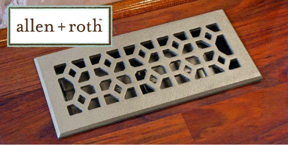 Decorative Floor Register Buying Guide Floor Registers Floor Decor Flooring