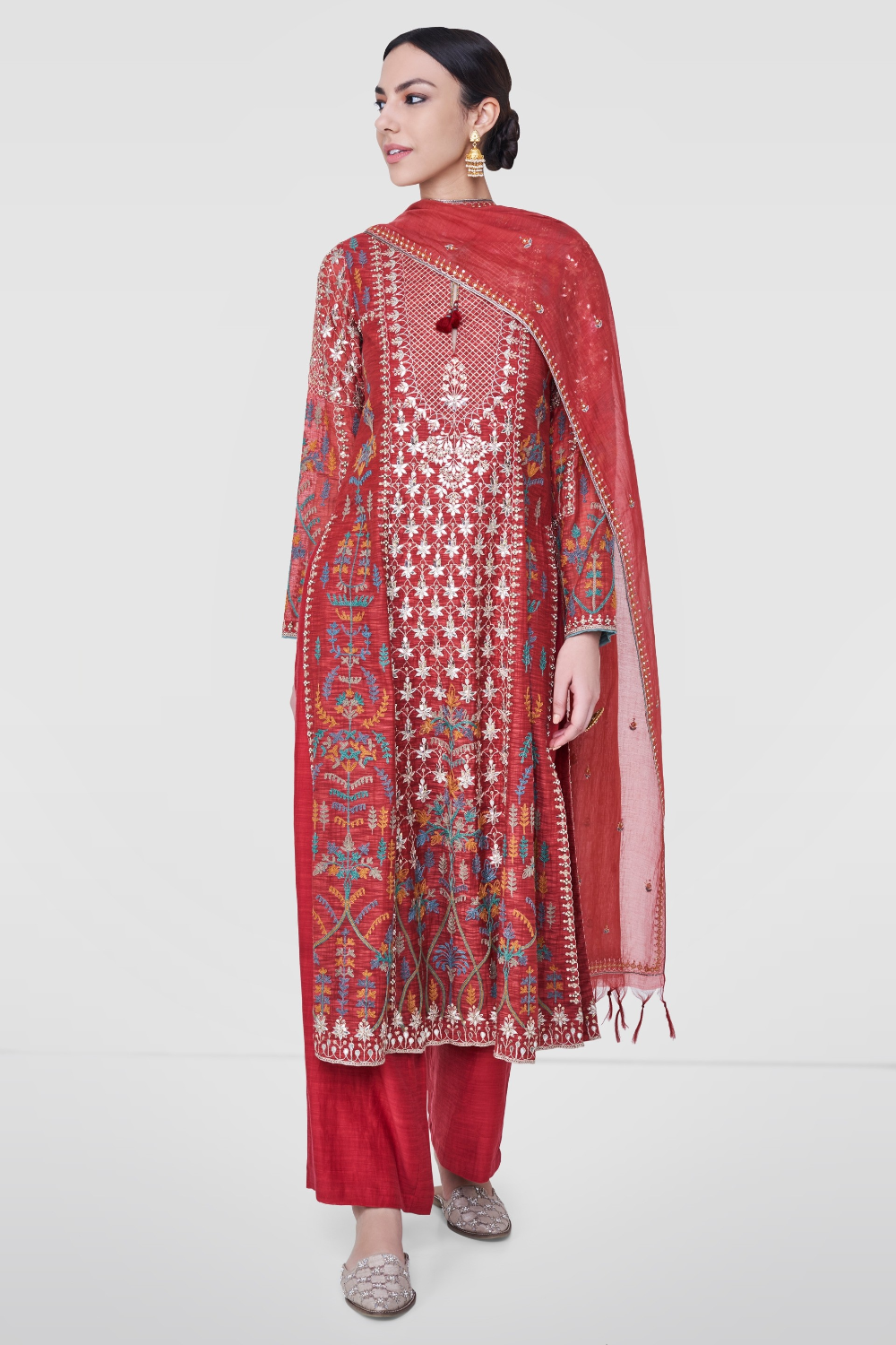 Aslesha Suit in 2020 Indian designer outfits, Indian