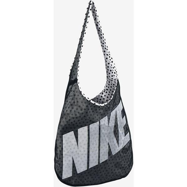 Nike Graphic Reversible Tote Bag ( 35) ❤ liked on Polyvore featuring bags bf4dda0c097e8