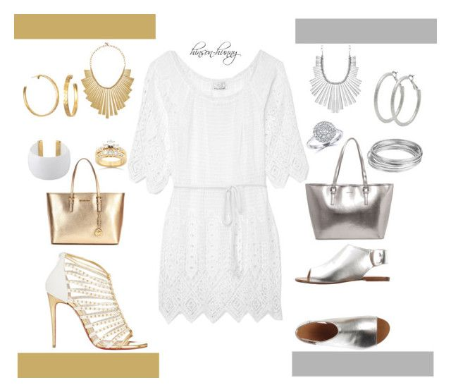 """""""White almost over"""" by hinson-hunny ❤ liked on Polyvore"""