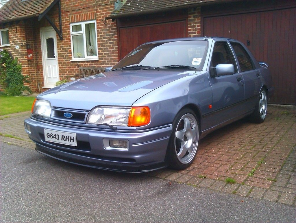 Sapphire Cosworth Compomotive Mo5 Ford Sierra Ford Rs Ford
