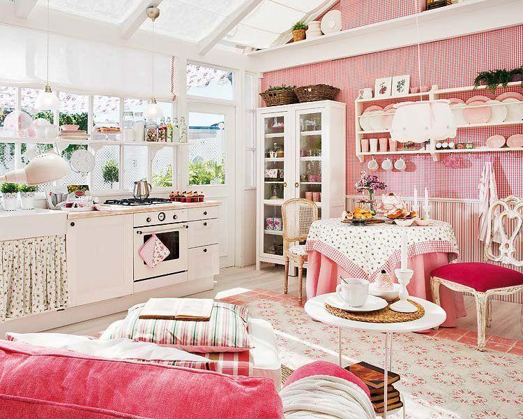 Cottage Kitchen | Carrie\'s Cottage Home | Pinterest