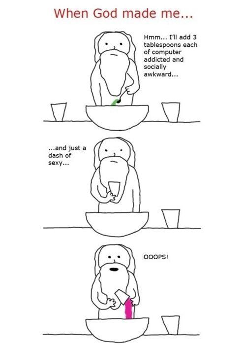 hahahaha | Memes, Owl city, God made me