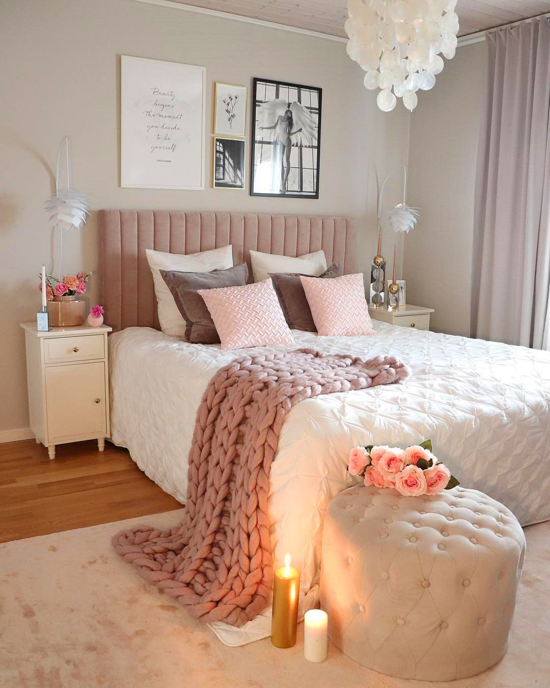 50 Best Bedroom Decor And Design Ideas With Farmhouse Style Room Inspiration Bedroom Bedroom Decor Room Design Bedroom Home decor ideas bedroom