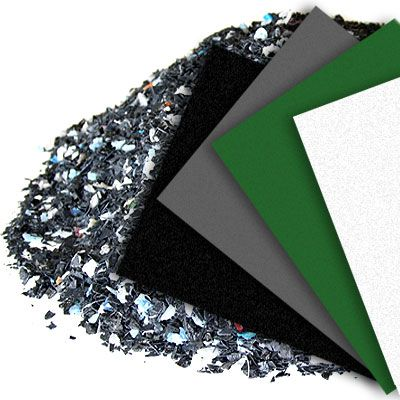 Recycled Hdpe Sheets Reprocessed Plastics Inc Plastic Lumber Recycling Hdpe Plastic