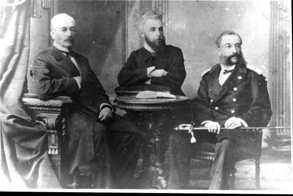 Лев Александрович Пушкин и его троюродные племянники ...
