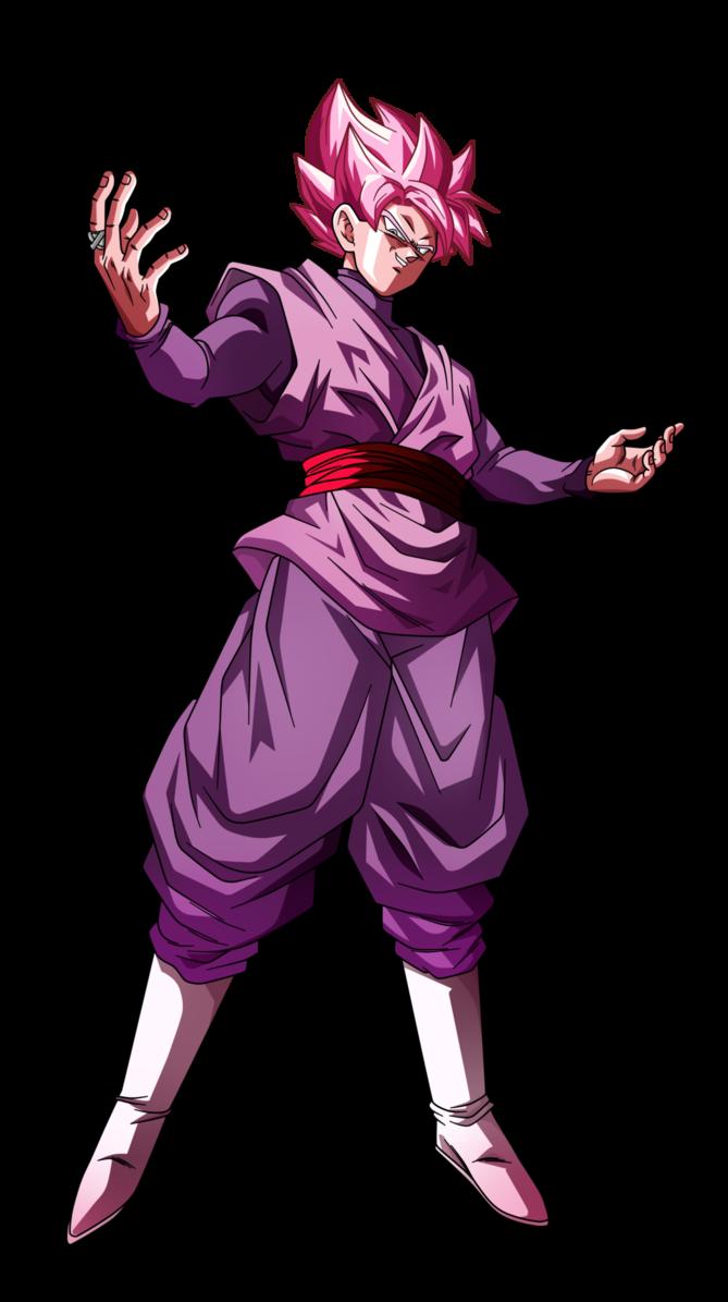 Black Goku Rose V1 By Koku78 Anime Dragon Ball Super Dragon Ball Super Goku Anime Dragon Ball