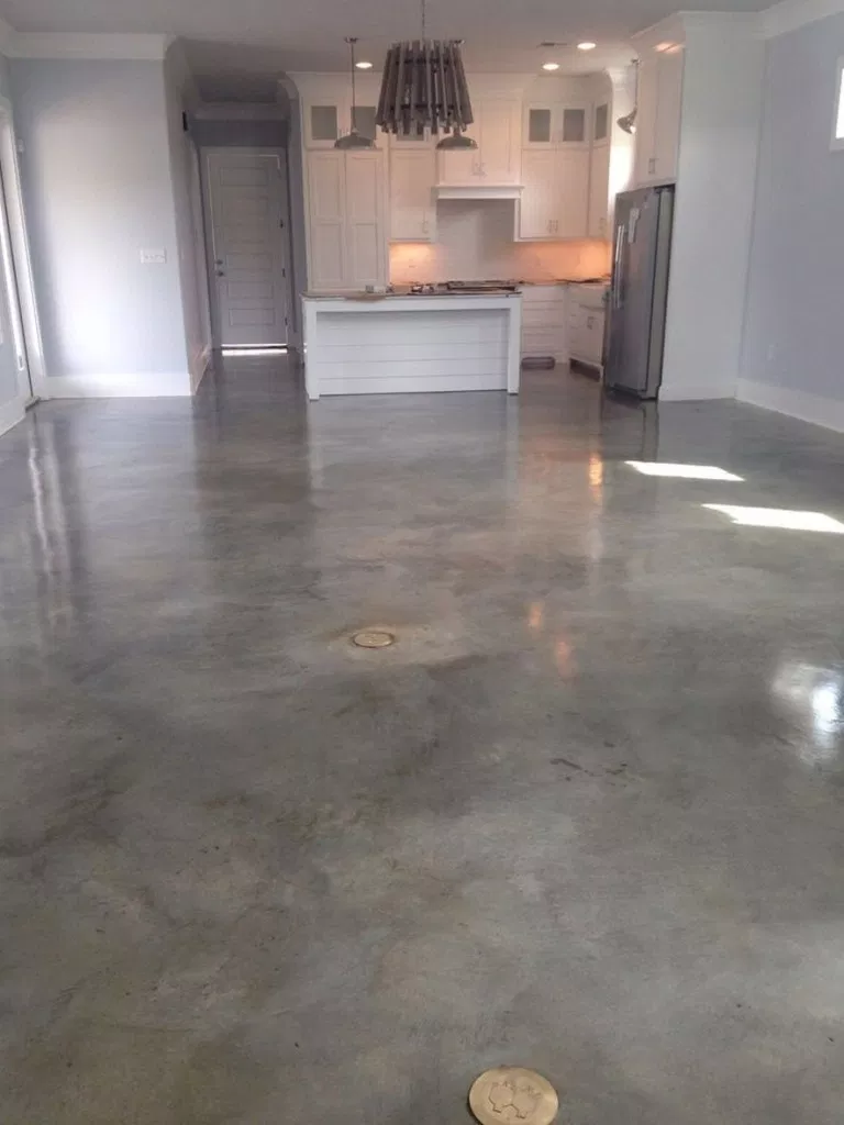 Top 60 Best Concrete Floor Ideas Smooth Flooring Interior Designs Concrete Stained Floors Painted Concrete Floors Concrete Floors Living Room