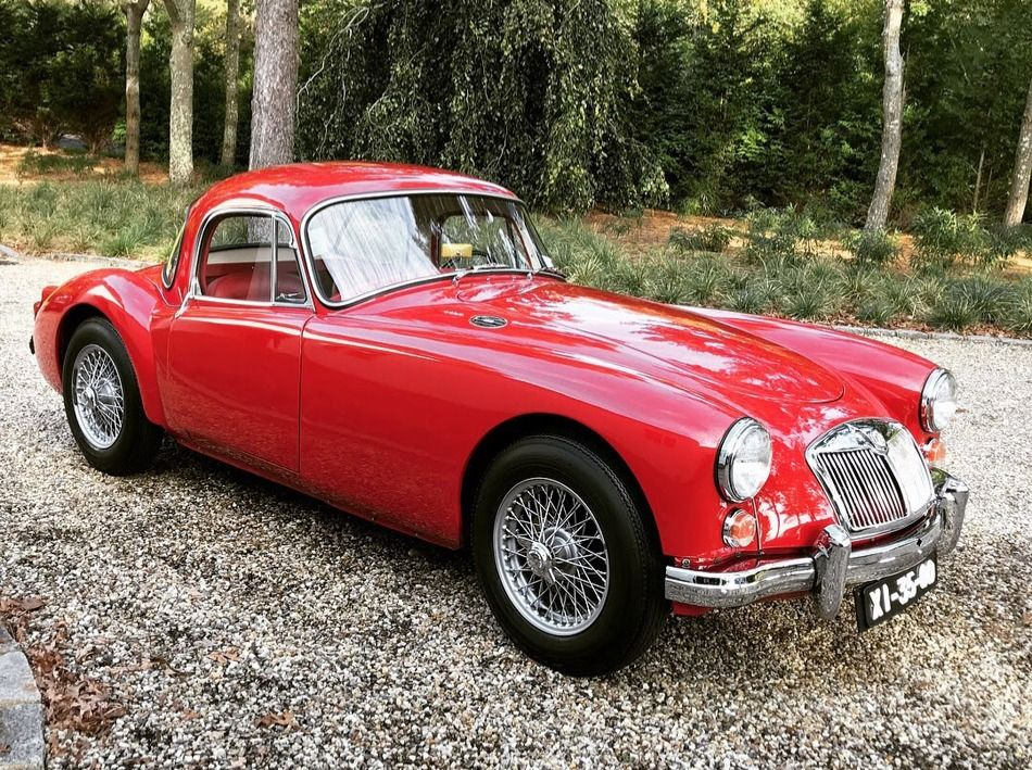 1961 MGA Coupe Coupe, Classic cars, Classic cars online