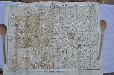War office #issue #darlington 1940 raf ww2 map #sheet 14,  View more on the LINK: http://www.zeppy.io/product/gb/2/252431111002/