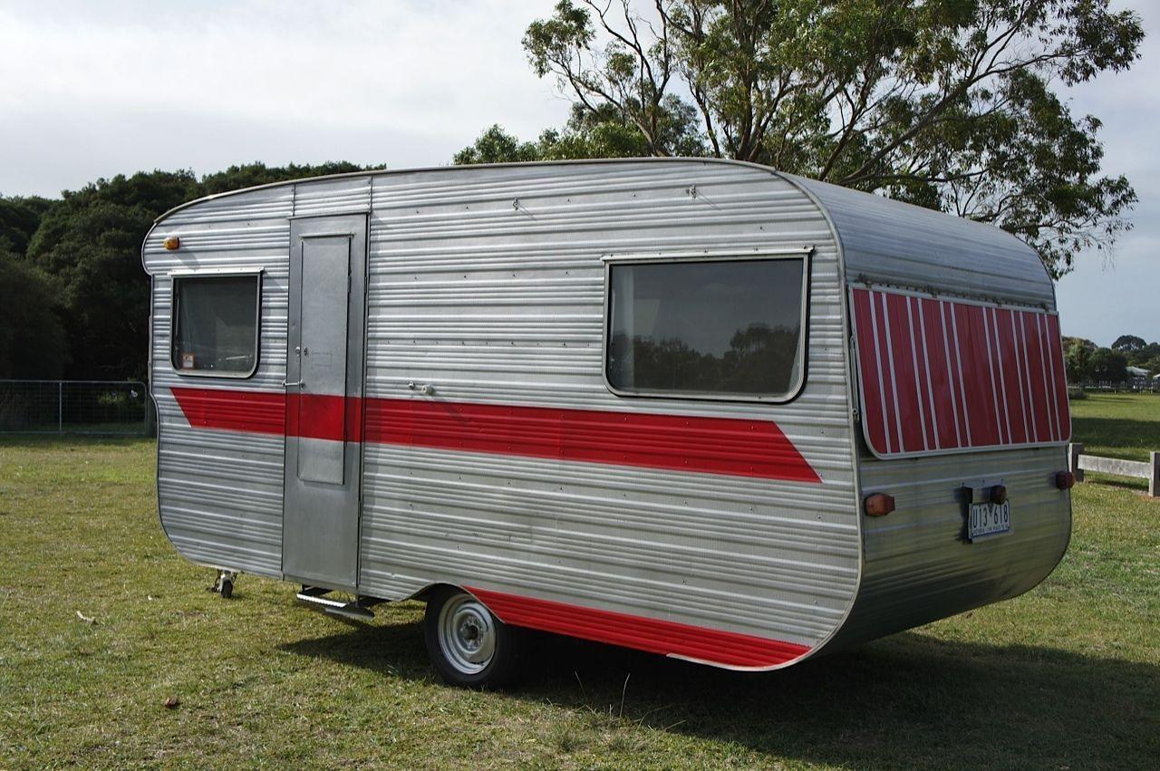 Vintage 1962 Coronet Caravan Vintage Travel Trailers Australian Vintage Caravan
