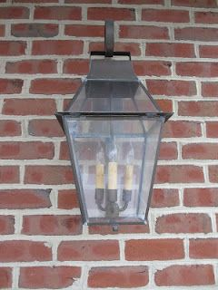 Colonial Style Outdoor Wall Sconce & Colonial Style Outdoor Wall Sconce | For the Home | Pinterest ...