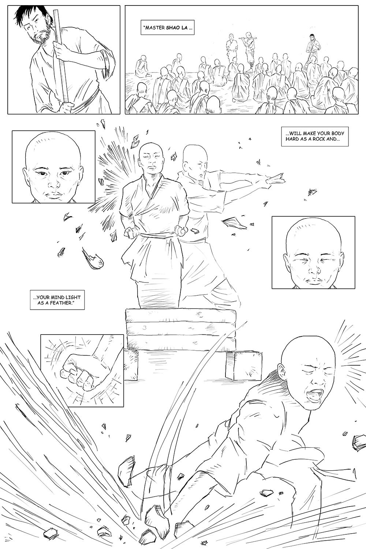 The Bat-Man: Rise and Fall #4 page 4  Read all issues on http://scripts-and-comics.com/comics/ #batman #dc #dccomics #fanart