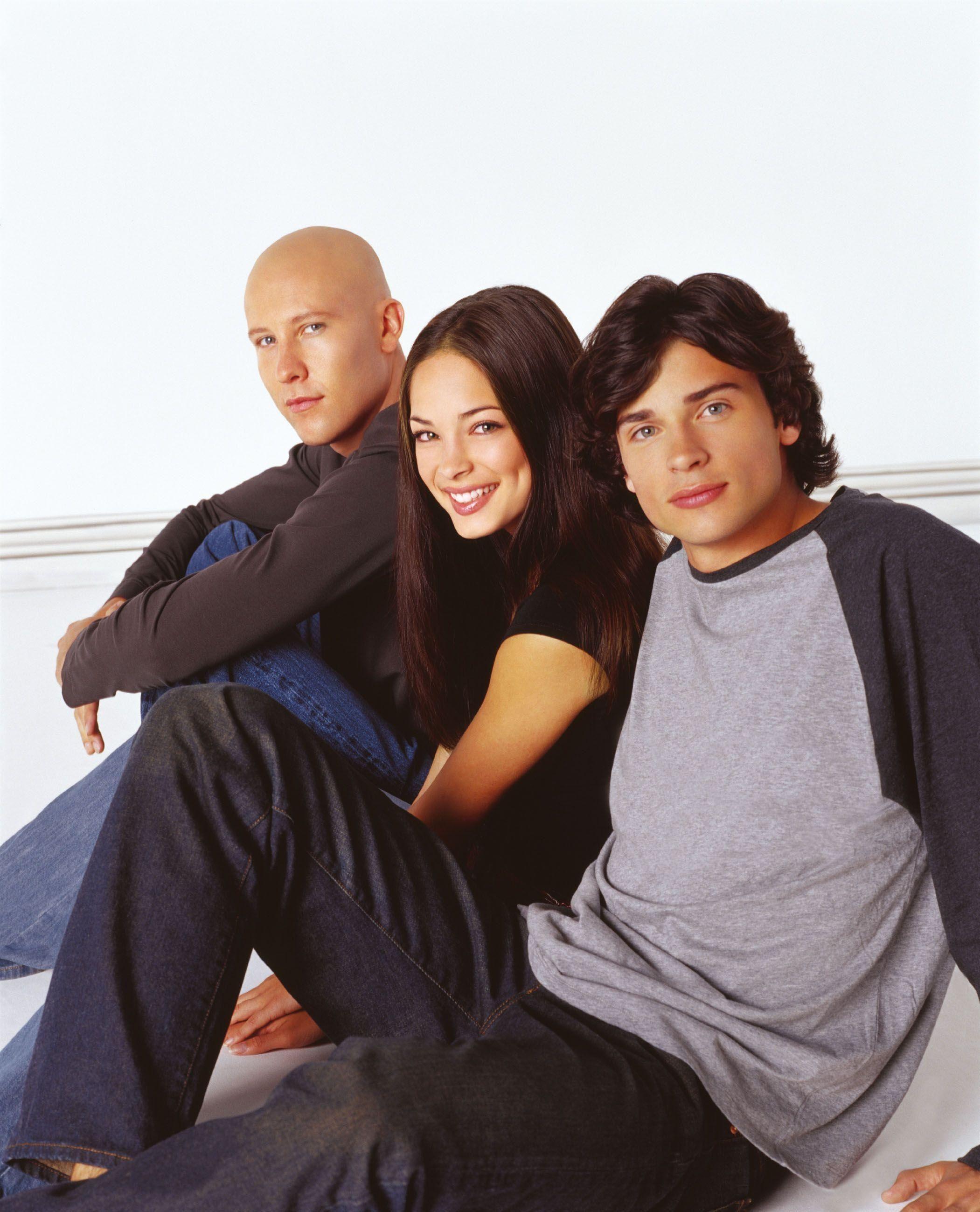Smallville Season 4 Cast: Just Cute - Kristin Kreuk