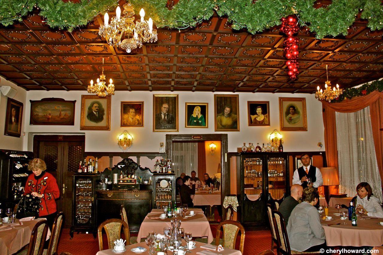 Restaurace U Lípy Prague from Weird And Wonderful Prague (Part 1) … In Photos.