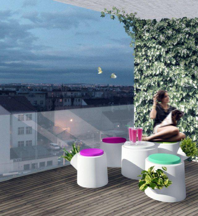 mobel fur balkon 52 ideen wohnstil ? sweetmenu.info - Mobel Fur Balkon 52 Ideen Wohnstil